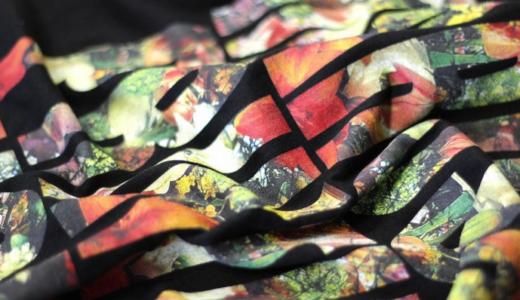 インクジェットプリント!色数無制限でTシャツが作れる!