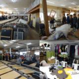 名古屋モード学園の学生さんが会社見学にきました!
