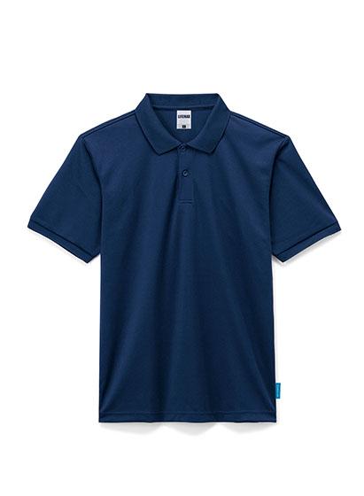 LIFEMAXのポロシャツ