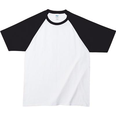 GILDANのラグランTシャツ