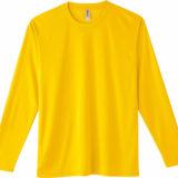 glimmer 352-AIL インターロックドライ長袖Tシャツ