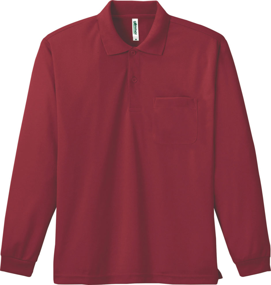 glimmerのポロシャツ