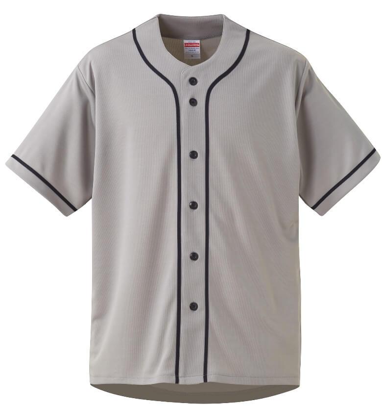 UnitedAthleのベースボールシャツ