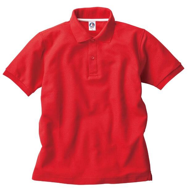 TRUSSのポロシャツ