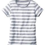 TRUSS SBT-126 ウィメンズボーダーTシャツ