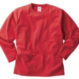 CROSS&STITCH OE1210 オープンエンドマックスウェイトロングスリーブTシャツ