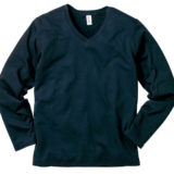 TRUSS SVL-115 スリムフィットVネックロングスリーブTシャツ
